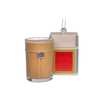 Votivo Aromatic Candle Red Currant 6.8 oz