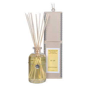 Votivo Reed Diffuser, Honesuckle, 7.3 oz