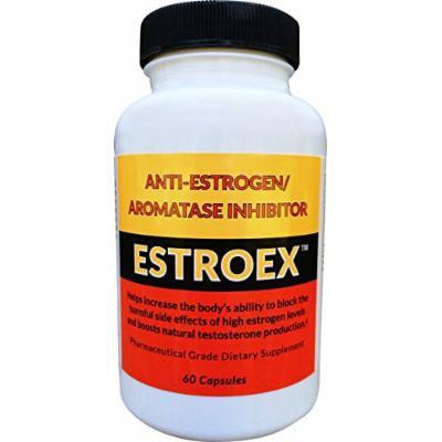 EstroEx - Anti-Estrogen/Aromatase Inhibitor - 60 capsules