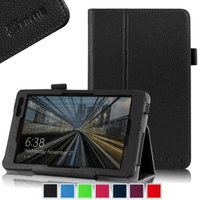 Fintie Folio Case Slim Fit Leather Stand Cover for Dell Venue 8 Pro 32 GB 64 GB Tablet (Windows 8.1)