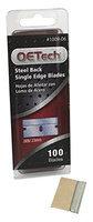 OETech Steel Back Single Edge Razor Blades #1009-06