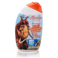 L'Oréal Paris Kids Ice Age Ellie's Orangesaurus Shampoo Extra Gentle 2-In-1