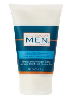 Upper Canada Soap All About Men Hydrating After Shave Lotion