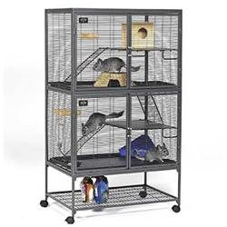 Midwest Pets Critter Nation Double Unit with Stand