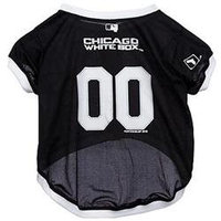 Hunter Manufacturing Chicago White Sox Dog Jersey Small Hunter Manufacturers