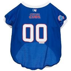 Hunter MLB - Chicago Cubs Dog Jersey