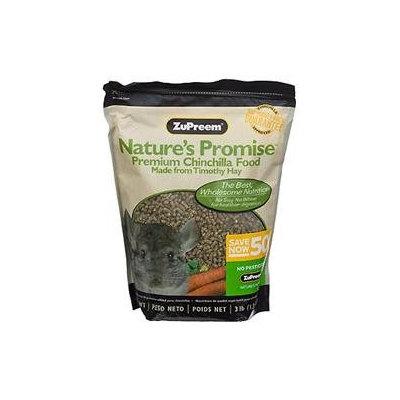 ZuPreem Nature's Promise Premium Chinchilla Food, 3 lbs. ()