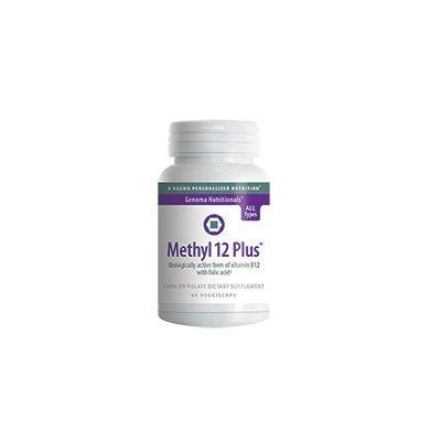 D'Adamo Personalized Nutrition Methyl 12 Plus 60c