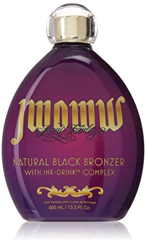Australian Gold JWOWW Natural Black Bronzer with Ink-Drink(TM) Complex