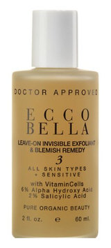 Ecco Bella Leave-on Invisible Exfoliant & Blemish Remedy