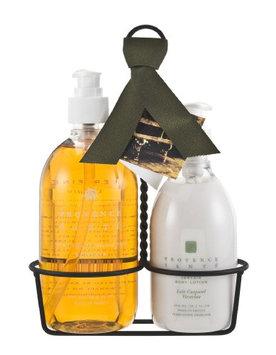 Provence Sante PS Kitchen Caddy Liquid Soap & Lotion- Vervain