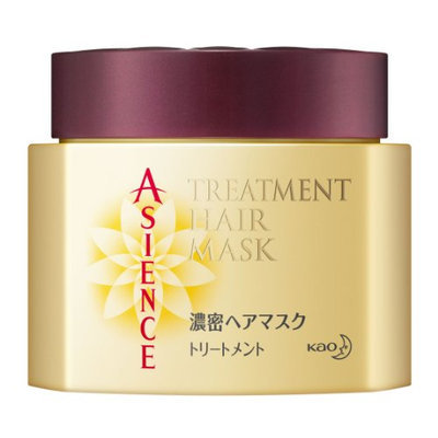 KAO Asience Rich Type Deep Hair Mask Treatment