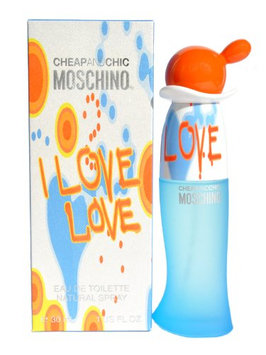 I Love Love For Women. Eau De Toilette Spray 1 Ounces