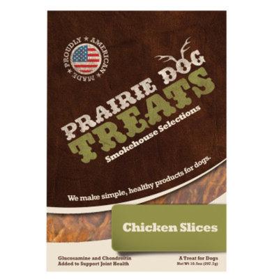 Prairie Dog Antlers Prairie Dog Slices Dog Treat