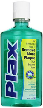 Plax Advanced Formula Plaque Loosening Rinse