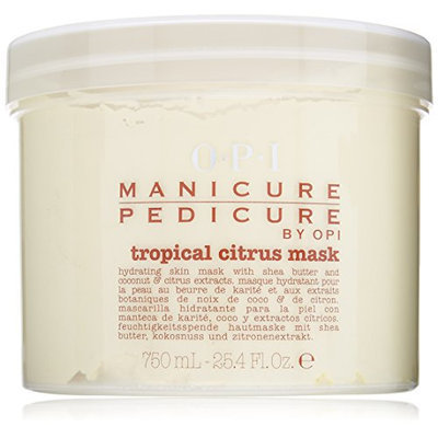 OPI Manicure Pedicure Tropical Citrus Mask