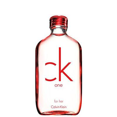 Calvin Klein C.k. One Red Edition Eau de Toilette Spray for Women