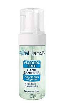 SafeHands - #1 Alcohol Free Hand Sanitizer Brand