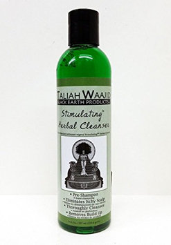 Taliah Waajid Black Earth Products Stimulating Herbal Cleanser