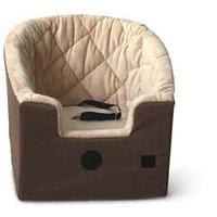 K & H Manufacturing KH Mfg Bucket Booster Pet Seat Large Tan