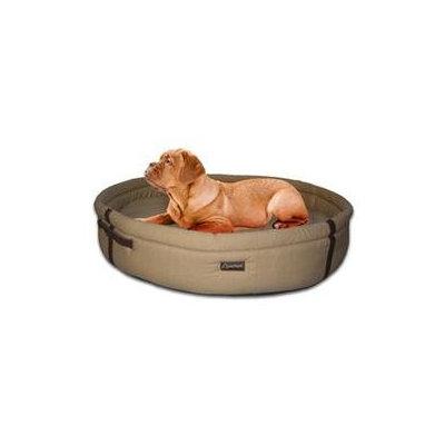 ABO Gear Brisbane Pet Bed Tan, Medium