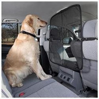 Solvit Products 62338 Front Seat Net Pet Barrier