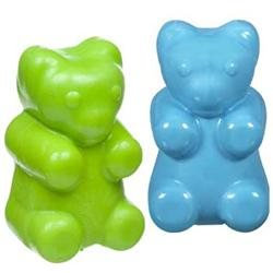 Jw Pet Company Inc JW Pet Megalast Gummi Bear Dog Toy