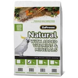 Zupreem Avian Maintenance Natural Diet Cockatiel Food - 20 lbs.
