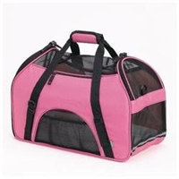 Bergan Pet Products Bergan Comfort Carrier Rose Pink Pet Carrier