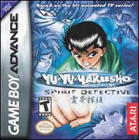 Sensory Sweep Yu-Yu Hakusho: Spirit Detective
