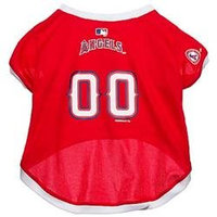 Hunter Manufacturing Los Angeles Angels of Anaheim Dog Jersey Hunter Manufacturers