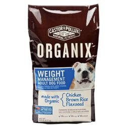 Castor & Pollux Organix Weight Management Adult Dog Food