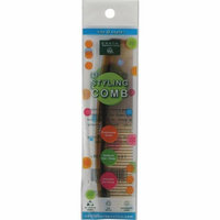 Earth Therapeutics Styling Comb Large 1 Comb