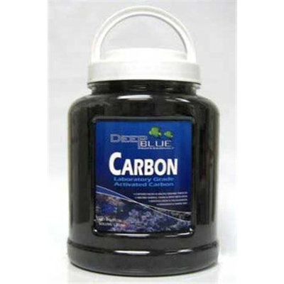 Mojetto Deep Blue Professional ADB41011 Activated Carbon in Jar with Media Bag, 24-Ounce