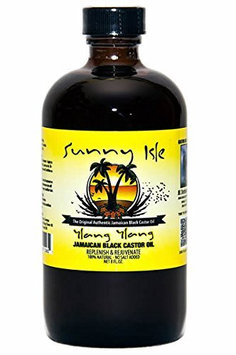 Sunny Isle Ylang Jamaican Black Castor Oil