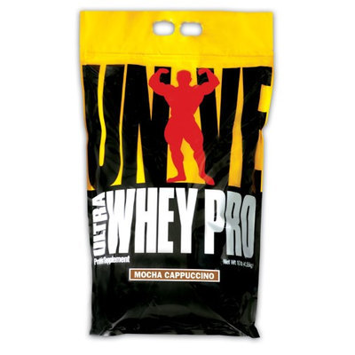Universal Nutrition Ultra Whey Pro Mocha Cappuccino 10 lbs
