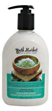 Bath Market Ozonic Oasis Hand and Body Lotion