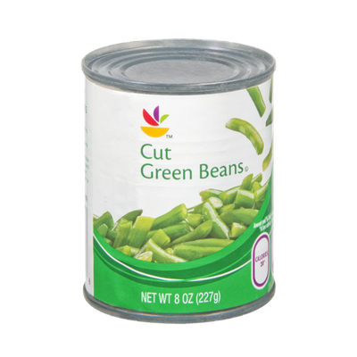 Ahold Cut Green Beans