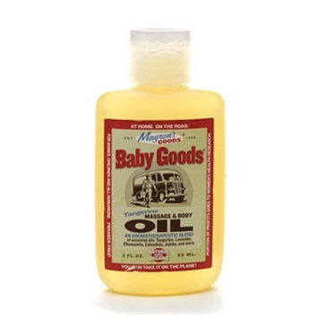 Mayron's Goods Baby Goods Massage & Body Oil