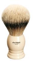 Da Vinci Series 292 Uomo Shaving Brush Silvertip Badger Hair Ringed Handle