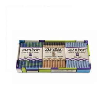 Indigo Wild 3 Bar Box Mothers Day Best Sellers Soap