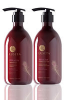 Luseta Keratin Smooth Shampoo & Conditioner Set 2x16.9oz