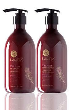 Luseta Keratin Smooth Shampoo & Conditioner Set 2x16.9oz