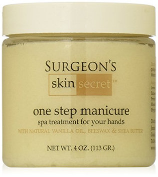 Surgeon's Skin Secret One Step Manicure/Pedicure