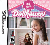 505 Games My First Dollhouse