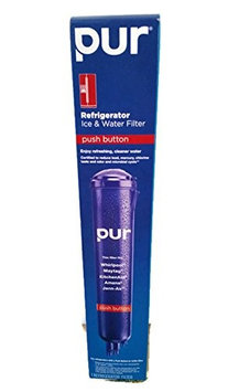 PUR W1018667 Push-Button Refrigerator Water Filter