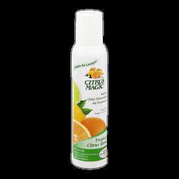Citrus Magic Natural Odor Eliminating Air Freshener Tropical Citrus Blend