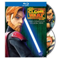 Star Wars: The Clone Wars - The Complete Season Five (Blu-ray) (Anamorphic Widescreen)