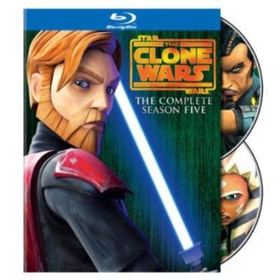 Star Wars: The Clone Wars - The Complete Season Five (Blu-ray) (Anamorphic Widescreen)