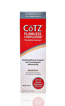 Fallene Cotz Flawless Complexion Spf 50